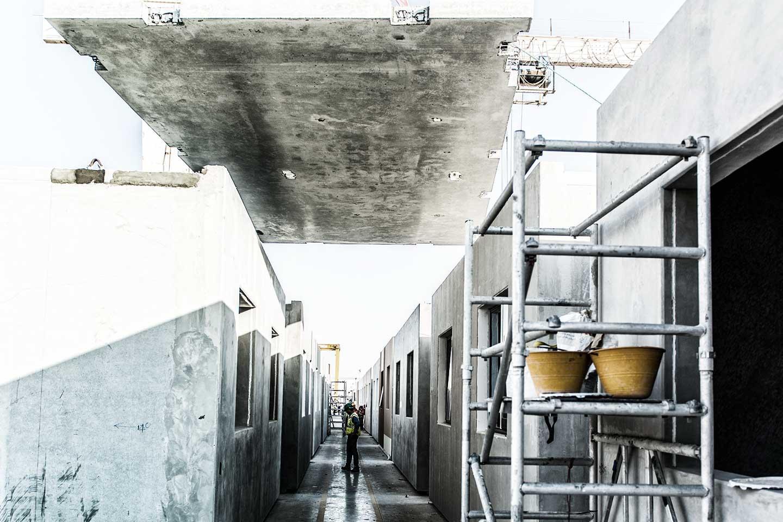 DuBox - Modular Concrete Construction